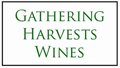 logo harvests wines